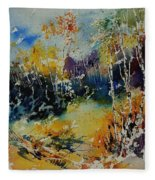 Watercolor  909052 Fleece Blanket