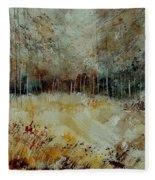 Watercolor 9090722 Fleece Blanket