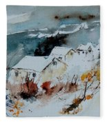 Watercolor  9090723 Fleece Blanket
