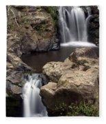 Waterfall 54 Fleece Blanket