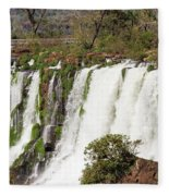 Waterfalls Fleece Blanket