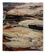 Water's Edge - Wreck Island Fleece Blanket