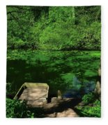 Water's Edge Fleece Blanket