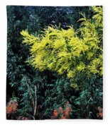 Wattyl - Wild Flower Of Australia Fleece Blanket