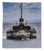 Waverley Approaches Fleece Blanket