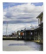 Waverley At Penarth Fleece Blanket