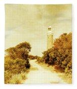 Wayback Beacon Fleece Blanket
