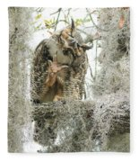 Weapon Of Mass Destruction Fleece Blanket