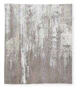 Weathered Metal Fleece Blanket