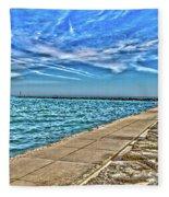 Webster Promenade Fleece Blanket