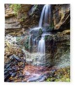 Webwood Falls Fleece Blanket
