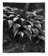 Weeds Can Be Beautiful Fleece Blanket