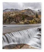 Weirs Rapids Snowdonia Fleece Blanket