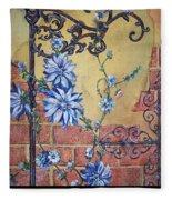 Welcome Sparrow-jp2781 Fleece Blanket