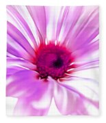 Welcome Spring Fleece Blanket