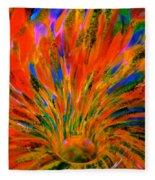 Well Of Colors Fleece Blanket