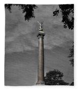 West Point Battle Monument Fleece Blanket