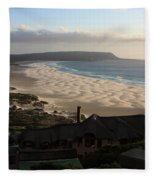Western Cape South Africa Fleece Blanket