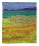 Western Edge Prairie Dream Fleece Blanket
