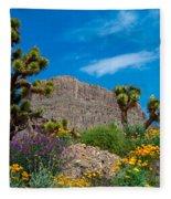 Western Grand Canyon Area Fleece Blanket