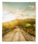 Western Way Fleece Blanket
