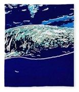 Whaleshark  Fleece Blanket