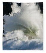 Wham Fleece Blanket