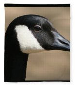 Canadian Goose Fleece Blanket