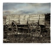 What Was Once Needed Fleece Blanket