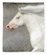 When Horses Dream Fleece Blanket