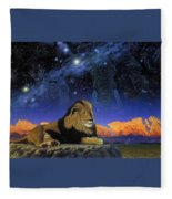 Where Are My Brothers 2 William Schimmel Fleece Blanket