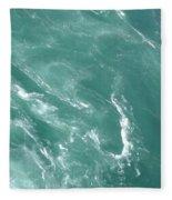 Whirlpools Fleece Blanket