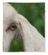 Whisper It In My Ear Fleece Blanket