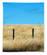 Whispering Earth Fleece Blanket