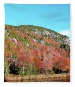 White Face Mt.  Fleece Blanket