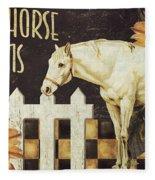 White Horse Farms Vermont Fleece Blanket