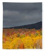 White Mountain Hillside Fleece Blanket