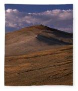 White Mountains Fleece Blanket