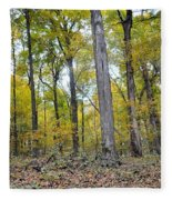 White Pine Hollow Fleece Blanket