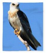 White-tailed Kite Fleece Blanket