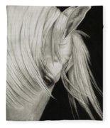 Whitefall Fleece Blanket