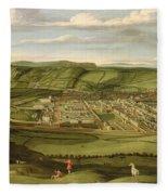 Whitehaven - Cumbria Fleece Blanket