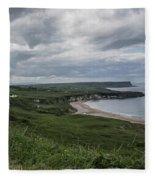 Whitepark Bay Fleece Blanket