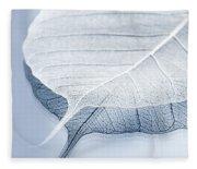 Whiter Shade Of Pale Fleece Blanket