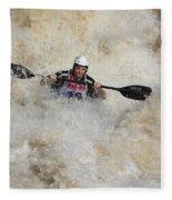 Whitewater Rider Fleece Blanket