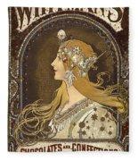 Whitman's Chocolates Fleece Blanket