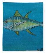Wicked Tuna  Fleece Blanket