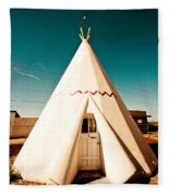 Wigwam Room #3 Fleece Blanket