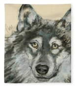 Wild At Heart Fleece Blanket