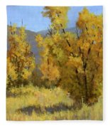 Wild Autumn Fleece Blanket